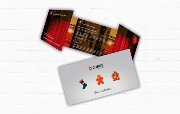 Einladungs- & Weihnachtskarten